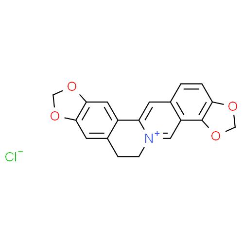 氯化黄连碱